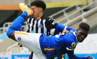 ВИДЕО: Нокаутирующий удар футболиста шипами в чемпионате Англии