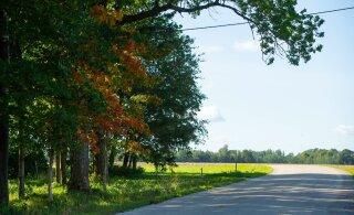 GRAAFIK | Lõppenud kuu oli viimase 59 aasta kolme kõige soojema septembri seas