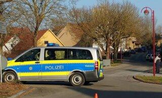 В Германии мужчина застрелил своих родителей и еще четырех человек