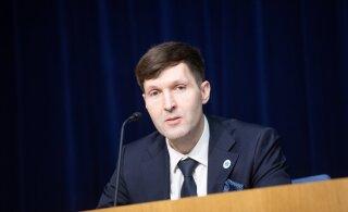 Martin Helme laidab koalitsiooni lubadust poliitiliste MTÜ-de rahastajad avalikustada