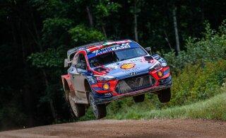 Koosseis paigas: Hyundai annab Belgia rallil võimaluse Eestis meeldivalt üllatanud sõitjale