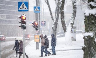 Nädalavahetusel on oodata lund, järgmisel nädalal läheb ilm veidi külmemaks