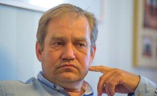 Соцдем Ивари Падар критикует Мартина Хельме: министр финансов должен отстаивать интересы Эстонии, а не издеваться над более слабыми