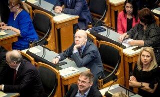 ФОТО | Рийгикогу отклонил отменяющий аптечную реформу законопроект