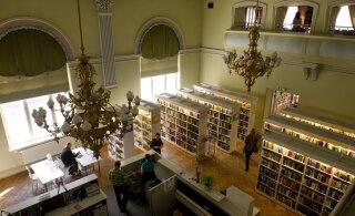 Таллиннская центральная библиотека предлагает поддержку в поиске повседневной информации
