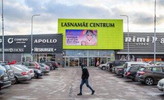 Владелец Lasnamäe Centrum и Lasnamäe Prisma рассказал о соблюдении ограничений в торговых центрах