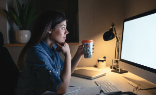 Tunned, et sul on lihtsam töötada öösel, kui teised magavad? Siin on põhjus, miks seda teha ei tasu