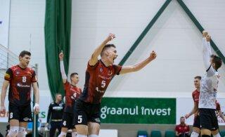 FOTOD | Selver tuli raskest seisust auga välja, murdis liberost ilma jäänud Pärnu ja jõudis poolfinaali