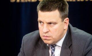 Ратас потребовал от Каллас извинений за обвинение в подготовке госизмены