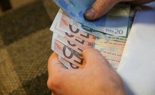 Järelemõtlemise koht: kas uued ja vinged makselahendused on teenused neile, kel enne palgapäeva raha otsa kipub saama?