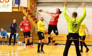 Mullused käsipalli karikafinalistid edenesid veerandfinaali