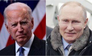 Президент Байден впервые поговорил с Путиным. В том числе о Навальном