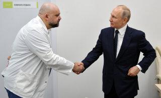 Коронавирус подобрался к Путину: инфекцию нашли у врача, который показывал ему больницу