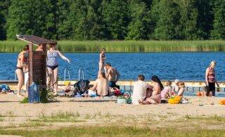 Отложите дела: на выходных жителей Эстонии ожидает хорошая погода