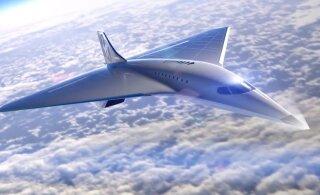Virgin Galactic представила проект сверхзвукового пассажирского самолета. Он в четыре раза быстрее обычного самолета, билеты будут стоить от 200 000 долларов