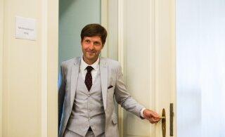"""Martin Helme vaikib vastuolulise büroo kaitseks: """"See teema on naeruväärne!"""""""