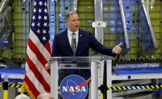 NASA juht värskest agentuuri eelarvest: see viib meid nii Kuule kui ka Marsile