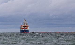 Uus merekaabel tõstab Saare- ja Hiiumaa elektri varustuskindlust