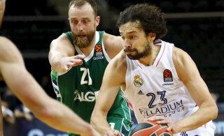 OTSEBLOGI | Euroliiga: Kaunase Žalgris tahab Madridi Realile napi kaotuse eest kätte maksta