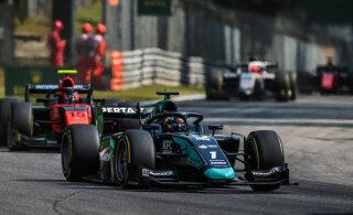 Vipsi esimene sõit Sotšis lõppes teises kurvis, Schumacherile karjääri kolmas võit