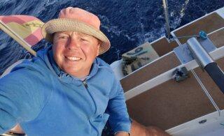 ФОТО | Как в триллере: эстонскому капитану близ Тенерифе пришлось разбираться с грузом гашиша