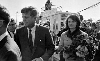 Suurmees ja väikerahvas: JFK saladusi täis visiit Tallinna