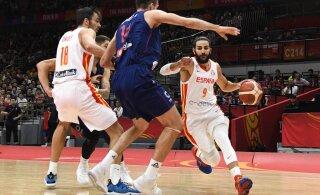 VIDEO   Korvpalli MM: Hispaania näitas Serbia vastu võimu, Argentina purustas Poola