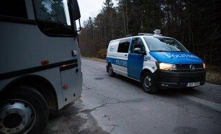 Полиция провела проверку в рейсовых автобусах: нарушения были в восьми из десяти автобусов