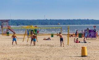 Soomes võib juuni alguses nautida palavat rannailma, Eestisse 30-kraadine soe siiski ei jõua