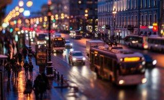 В Петербурге запретили гражданам покидать место жительства без необходимости