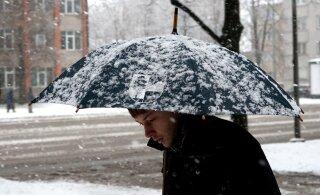 Синоптик: будь то мокрый снег или снегопад, зима уже началась и это нужно учитывать!