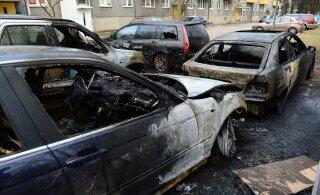Põlevad autod on igapäevane nähtus: kuidas seda vältida ja mida põleva sõiduki puhul teha?