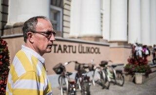 Tartu ülikooli rektor langetas latti: uue ametiauto hanke nõuded on pisut leebemad