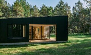Исследование: три дома из пяти в Эстонии застрахованы