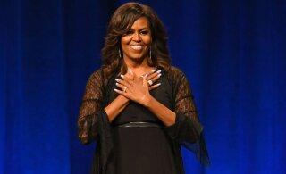 KLÕPS | Oi, kui kaunis! Michelle Obama postitas sünnipäeva puhul sotsiaalmeediasse meigivaba foto