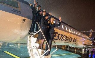Riigikohus jättis endiste Estonian Airi töötajate kohtuasja kinniseks kuulutamata