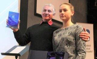 15-aastane Eesti tõstja püstitas kolm naiste rekordit