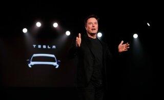 Elon Musk töötajatele: palun aidake!