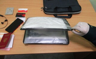 В России жителя Эстонии приговорили к 10 годам колонии за контрабанду кокаина