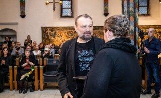 ФОТО | Сегодня были вручены премии Кристьяна Рауда
