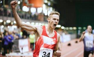 Johannes Erm kordas USA-s isiklikku rekordit, Karel Tilga jäi meeletu algkõrguse tõttu nullile