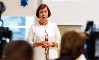 Mailis Reps: lasteaia õppekava tööversioon pole mitte nõuka-, vaid Pätsi-aegne
