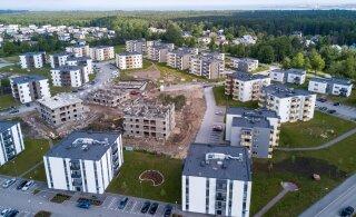Eesti on Euroopas eluasemete hinnatõusus esirinnas
