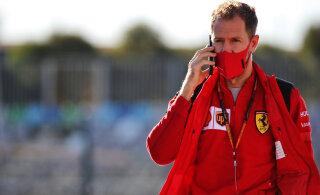Sebastian Vettel kahtlustab vandenõuteooriat: kas ma olen täielik idioot?