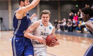 Эстонский клуб не сумел преодолеть финский барьер в Кубке ФИБА