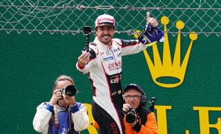 Fernando Alonso avaldas F1-sarja naasmiseks oma põhitingimuse