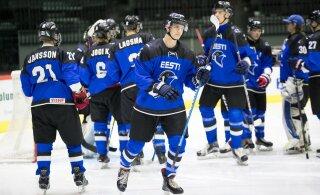 Молодые эстонские таланты неудачно начали чемпионат мира