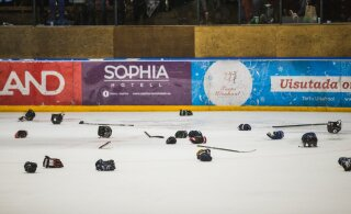Neli Tartu jäähokitiimi liiget andsid positiivse koroonaproovi