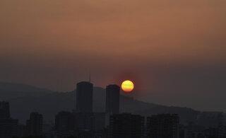 Osa Venezuelast, sealhulgas Caracasest tabas jälle elektrikatkestus