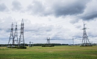 Enamik tormist mõjutatud majapidamisi on elektrivoolu tagasi saanud